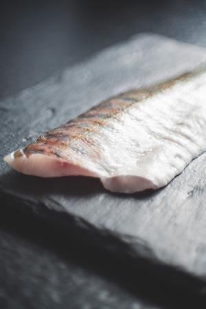 Треска с овощами под рыбным соусом