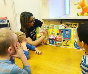 Развитие представлений о здоровом образе жизни детей младшего дошкольного возраста с помощью лэпбука